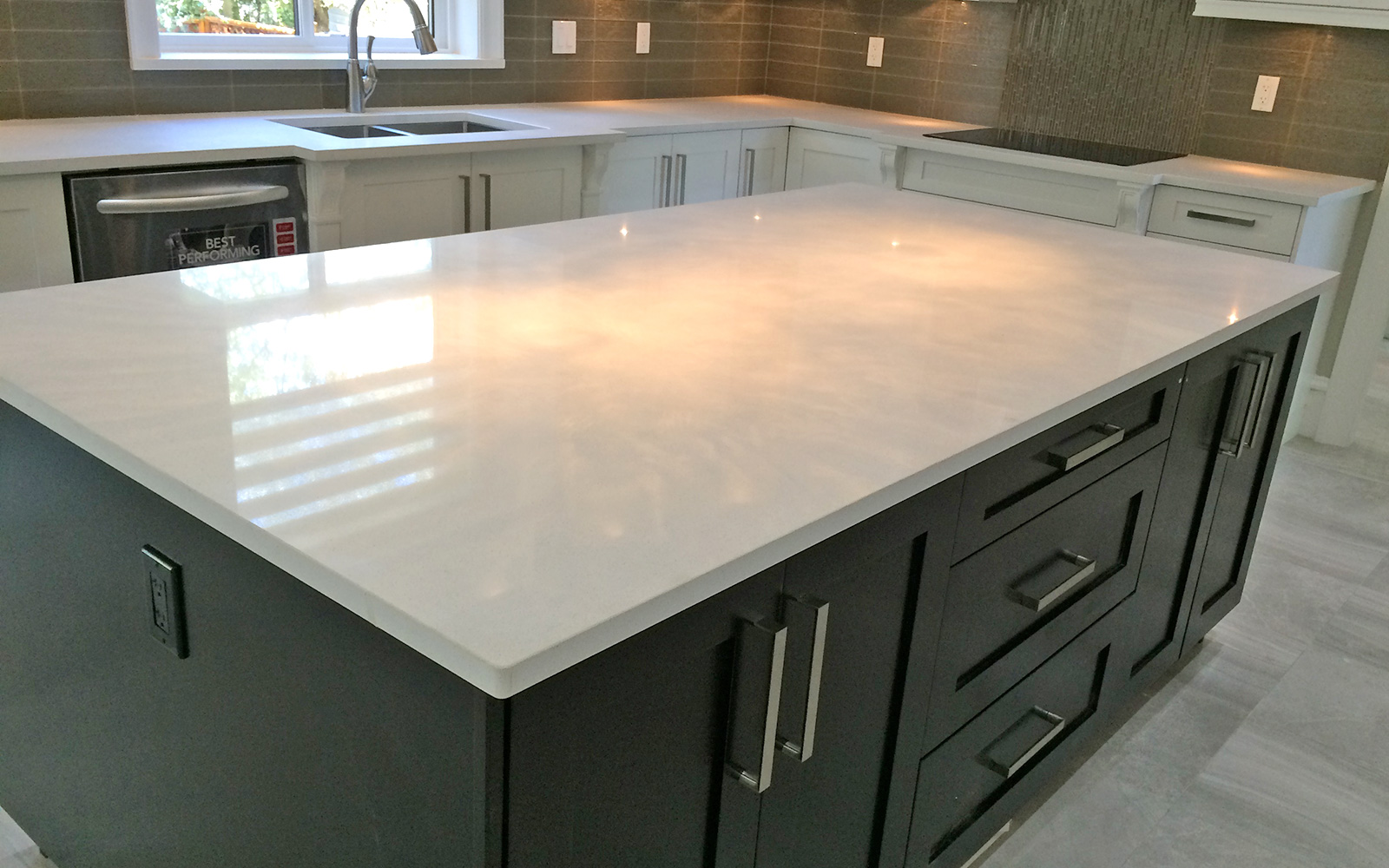 countertop countertops maryland kitchen granite clinton