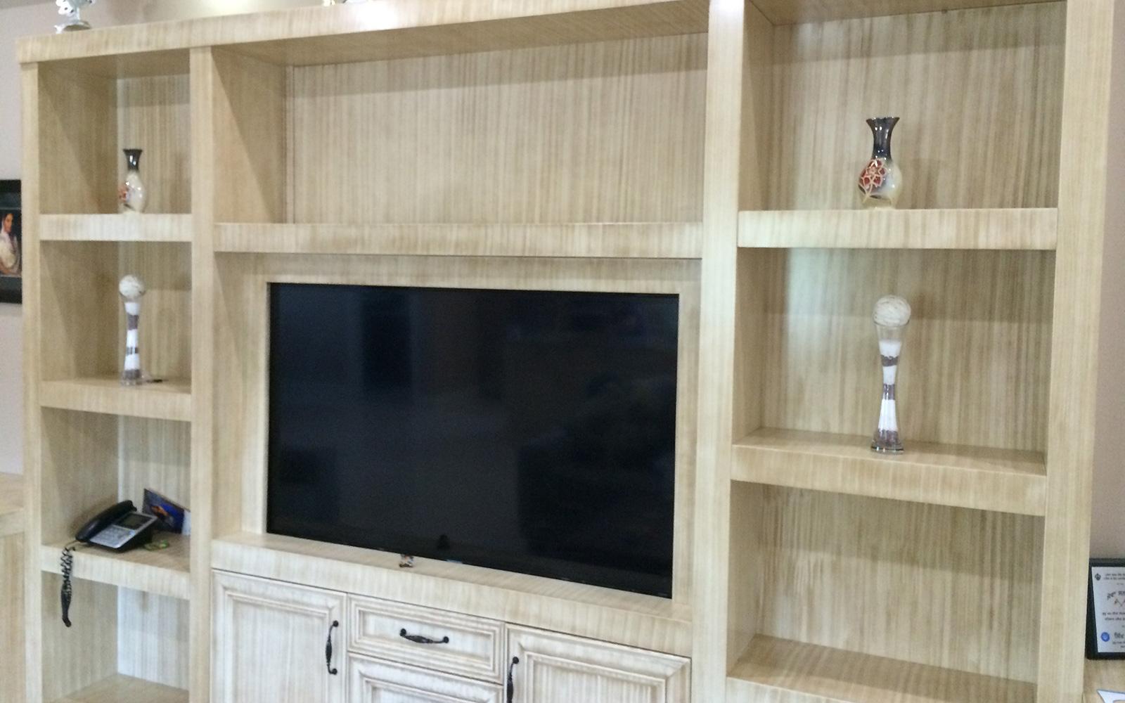 Calgary Custom Kitchen Cabinets Ltd Entertainment Units