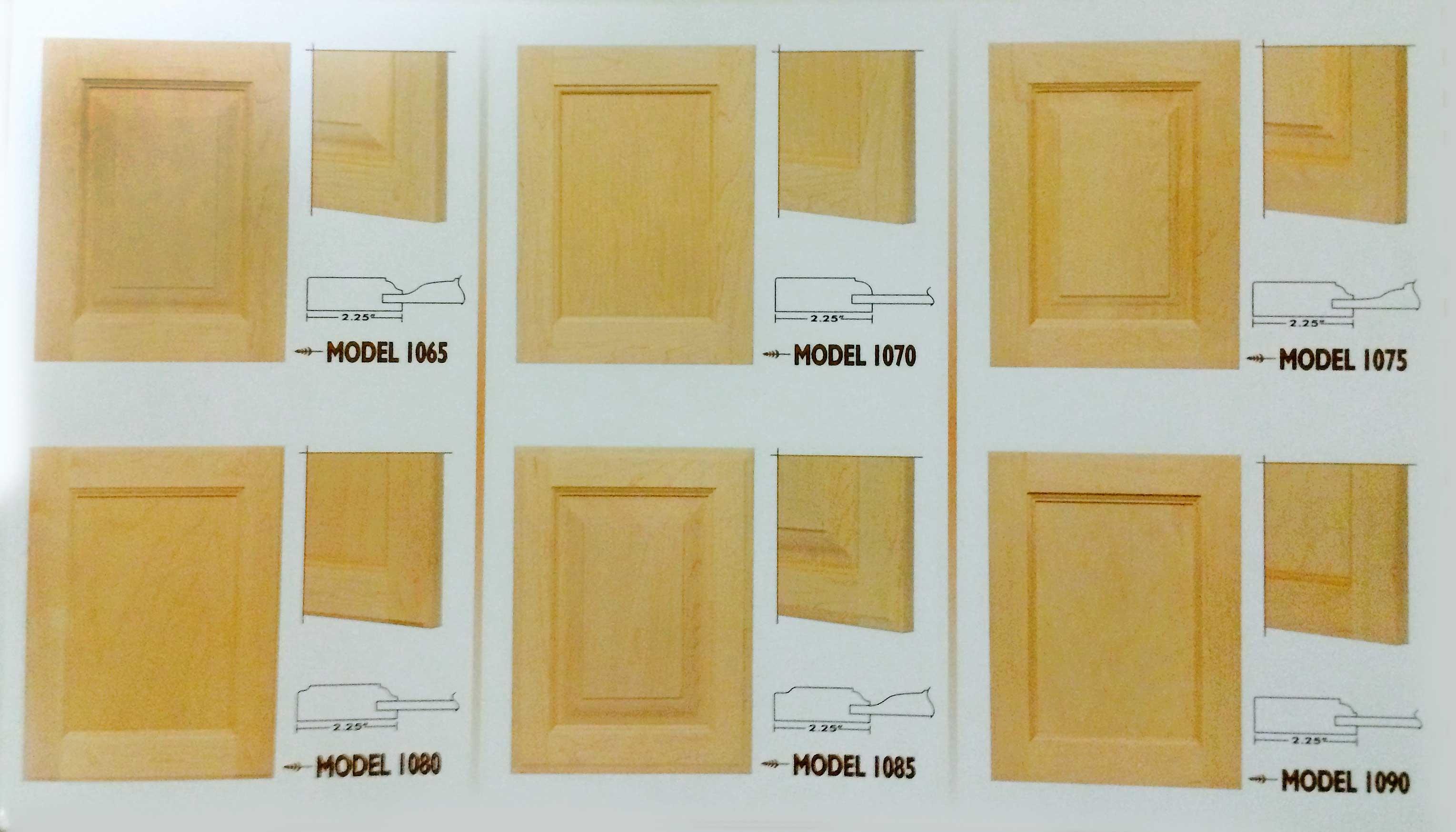 Calgary custom kitchen cabinets ltd door profiles door profiles eventelaan Image collections