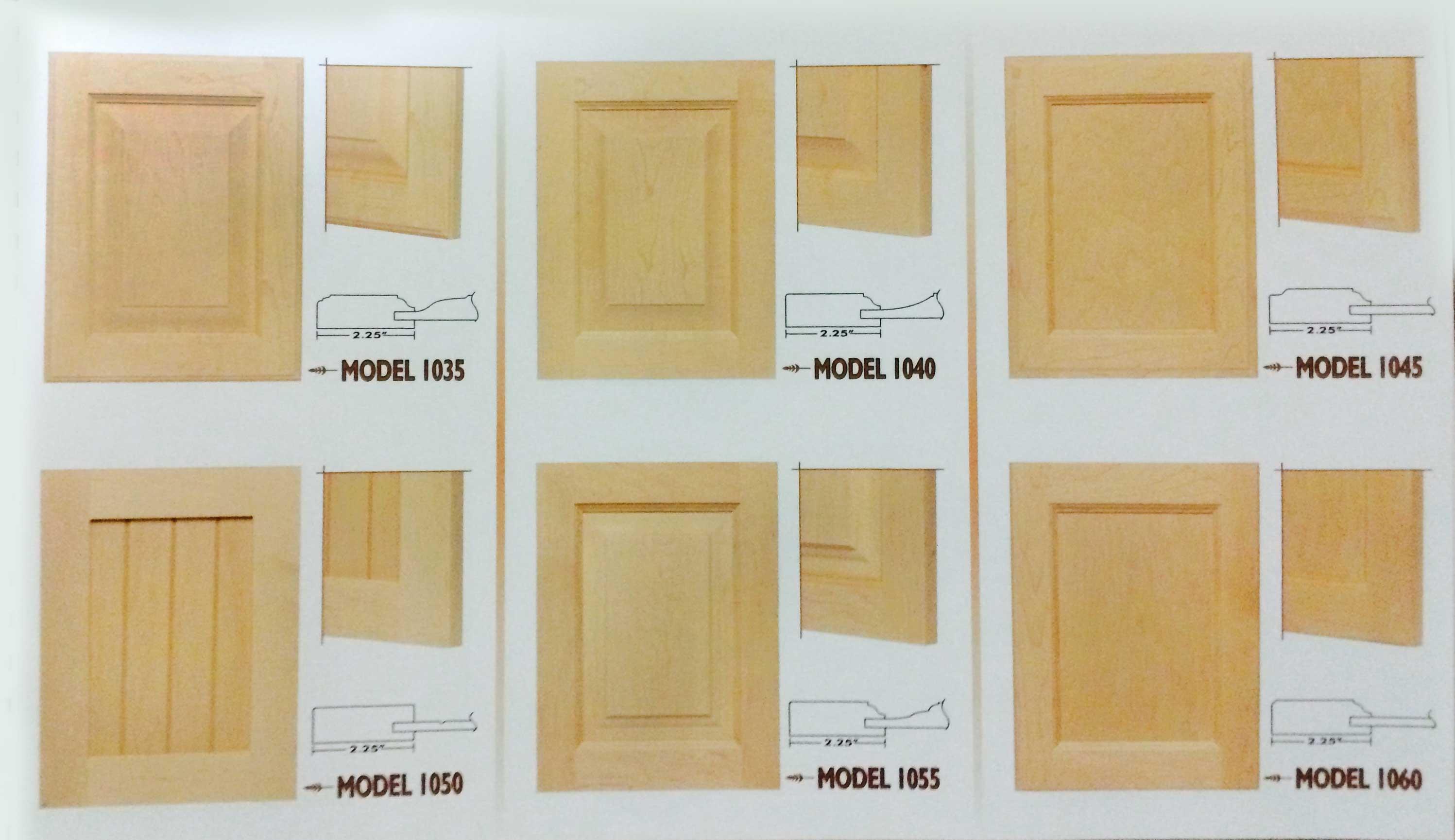 Kitchen Cabinet Doors Calgary Calgary Custom Kitchen Cabinets Ltd Door Profiles